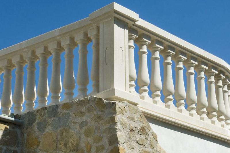 Balaustres y prefabricados